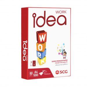 4. Giấy Idea A4 80gsm