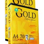 8. Giấy IK Plus Gold A4 70gsm