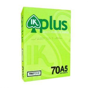 Giấy IK Plus A5 70gsm